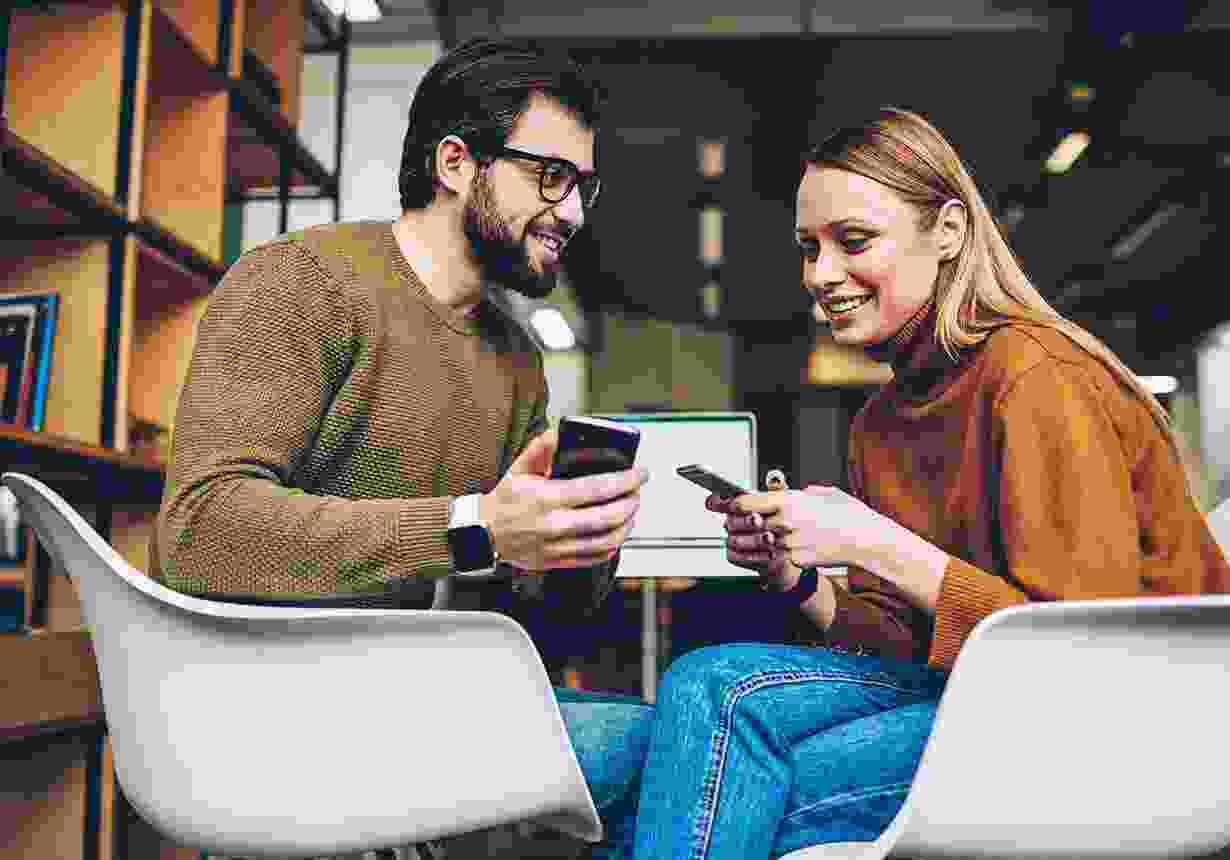 Social media interaction